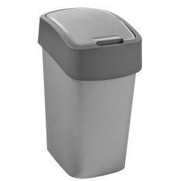 Kosz smieci odpady biurowy plastikowy 10l zamykany