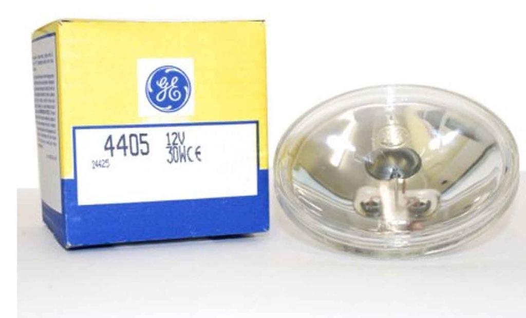 GE Lighting PAR36 30 Watts 12,8V 4405 -TOP price