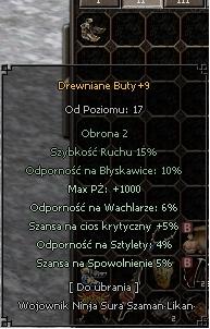 METIN 2 PL Buty drewniane +9 DIUMAR