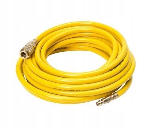 Wąż 10m 12mm sprężone powietrze żółty kompresor sp