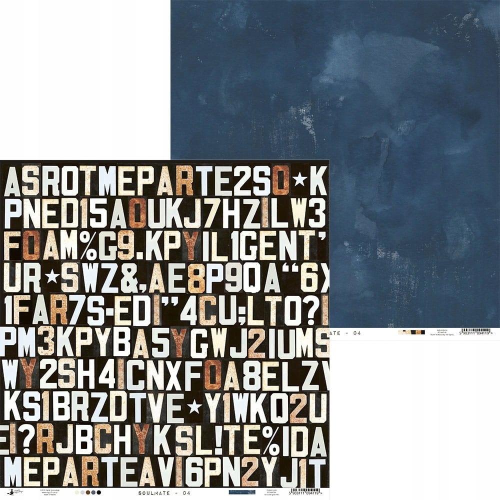 Papier 30x30 - Piątek Trzynastego - Soulmate 04