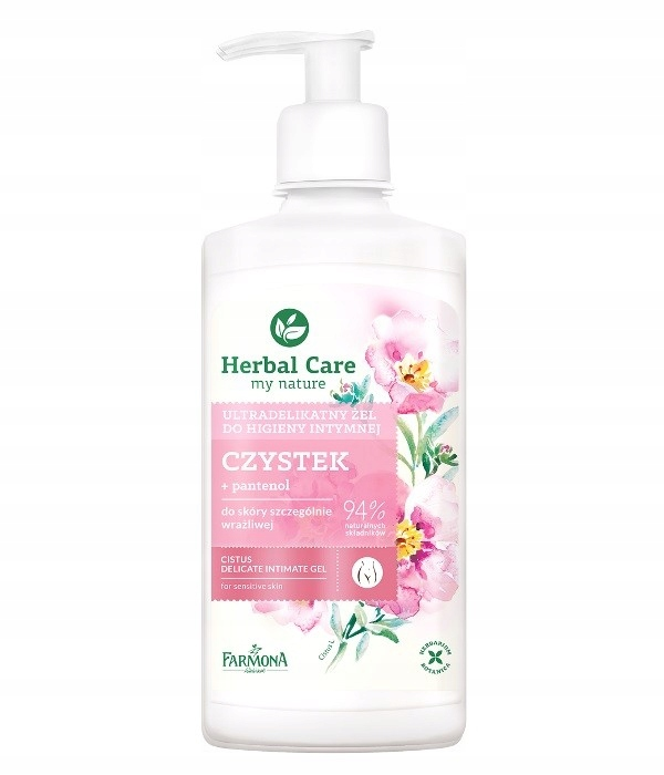 Farmona Herbal Care Żel do higieny intymnej ultrad