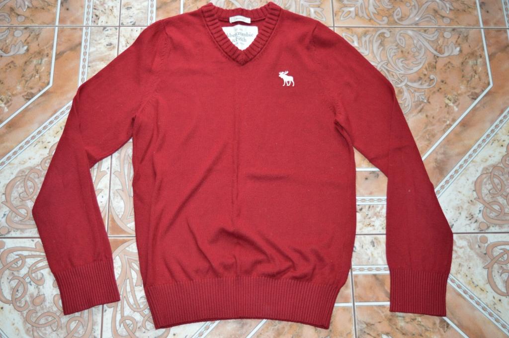Sweter męski Abercrombie & Fitch r.M