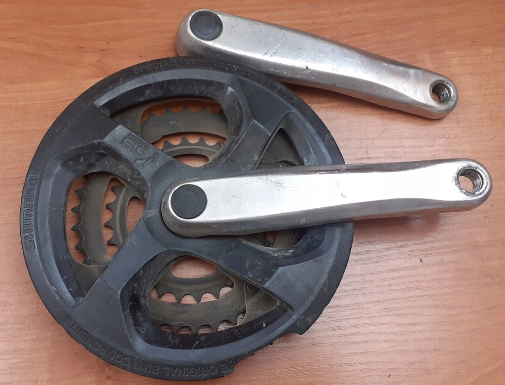 Korba Rowerowa Shimano FC-M131 48-38-28T 170mm