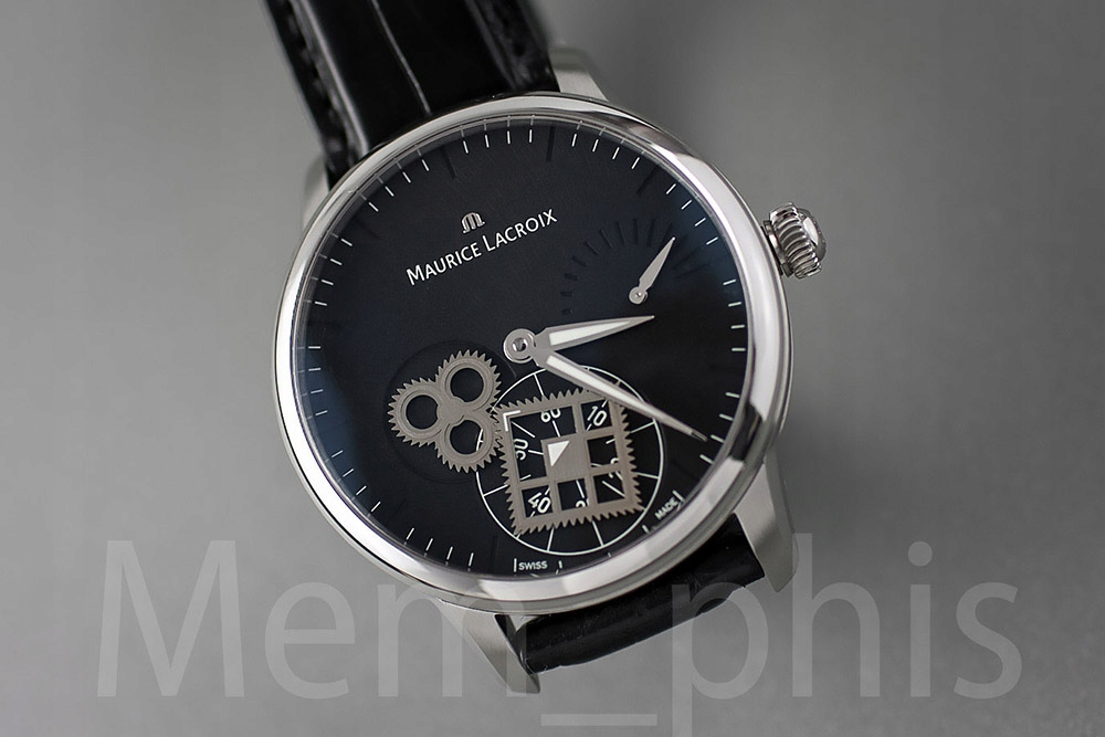 Maurice Lacroix Roue Carree Suqare Wheel MP7158