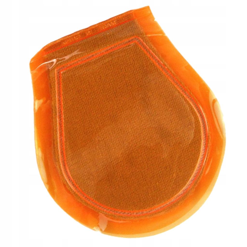 Czyszczenie piłek golfowych - Pomarańczowy