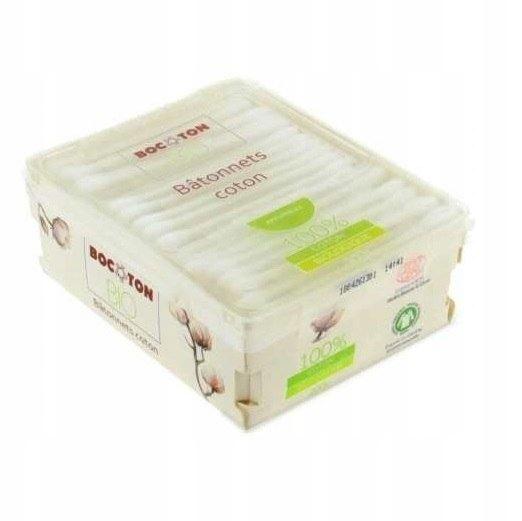 BOCOTON Ekologiczne patyczki kosmetyczne 200szt.