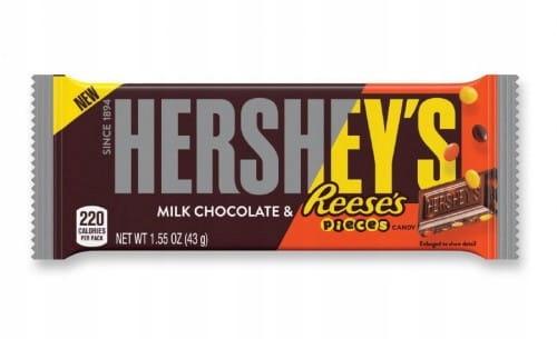 Czekolada Hershey's z cukierkami Reese's