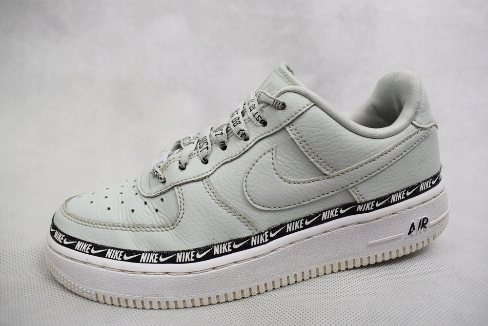 Trampki niskie 'Air Force 1 07 Premium' zielony Nike
