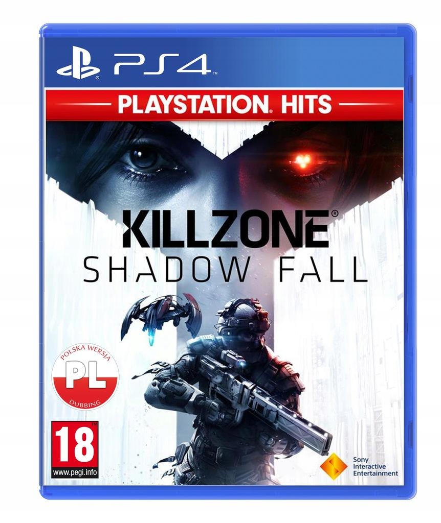 Gra Killzone Shadow Fall Playstation Hits Ps4 Nowa 7867685249 Oficjalne Archiwum Allegro