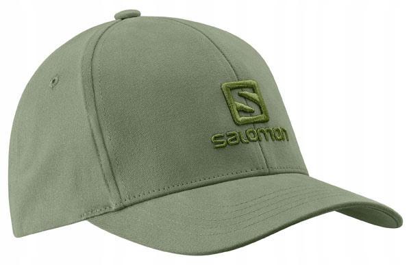 Salomon Czapka B3699 Zielony Nil L/XL