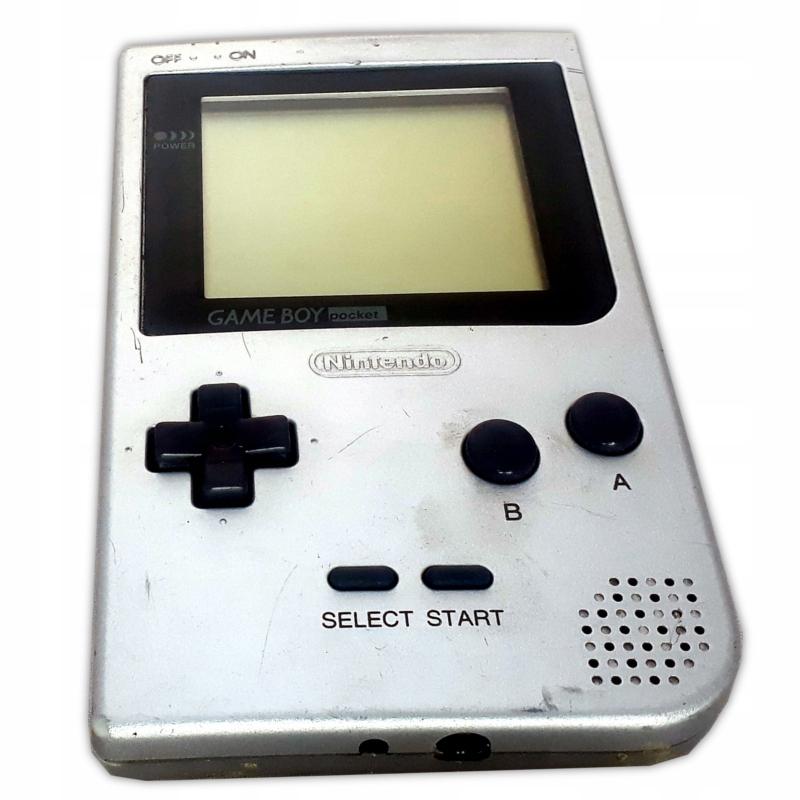 Konsola Game Boy Pocket PIXELRETROSHOP