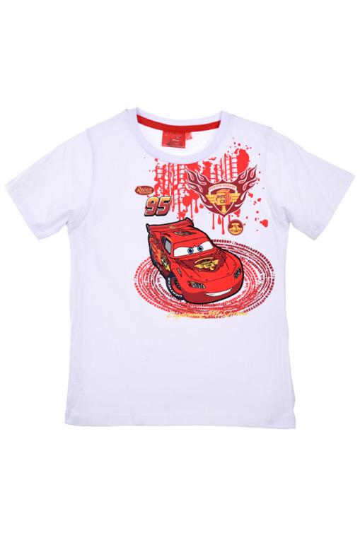 Koszulka bluzka Cars Autka Zygzak Mcqueen roz. 104