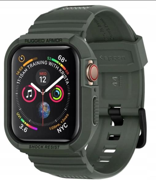 Spigen Rugged Armor Pasek Apple Watch 6 5 4 44mm