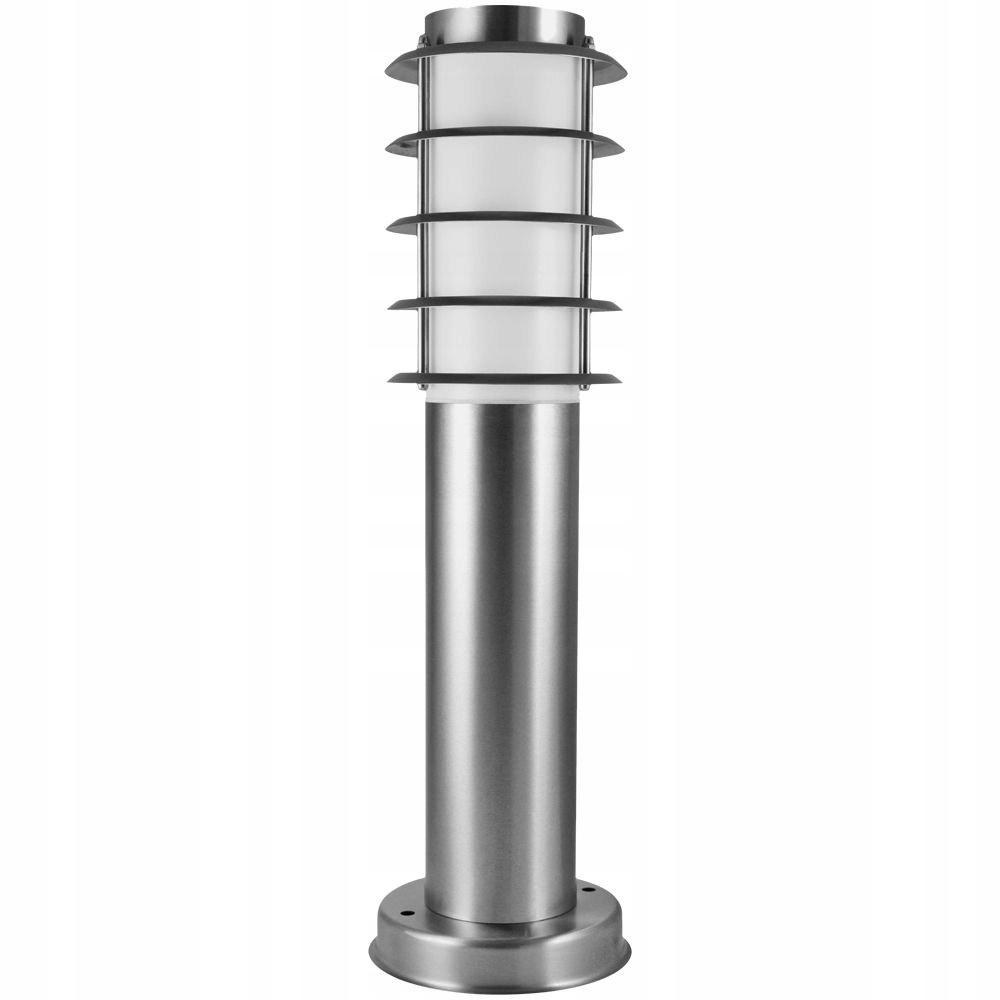 LAMPA OGRODOWA stojąca SŁUPEK 45 cm do LED E27