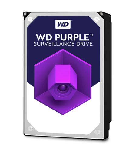 """Dysk HDD WD PURPLE 3,5"""" 1TB 5400 WD10PURZ"""