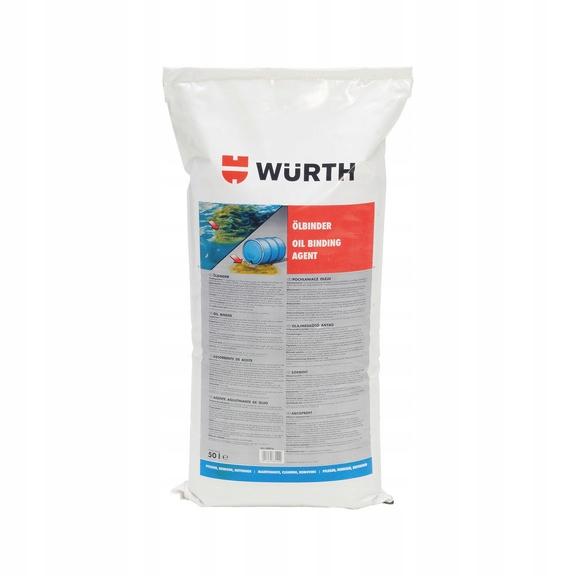 Würth Absorbent oleju 50l