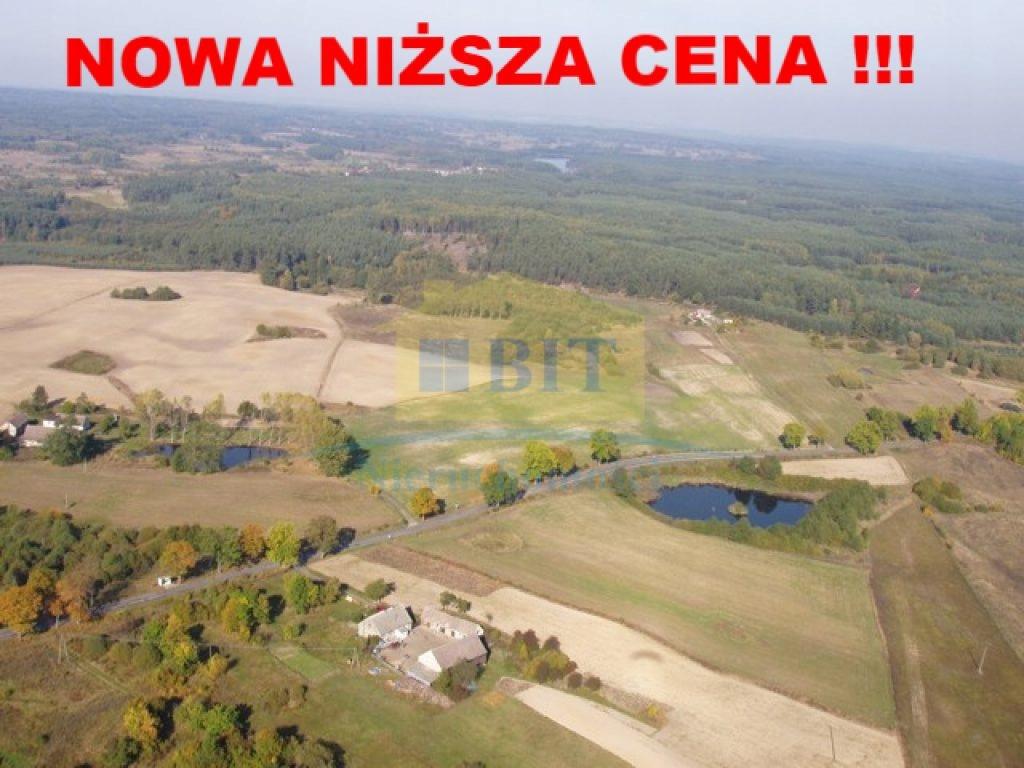 Działka, Kuszewo, Czaplinek (gm.), 39522 m²