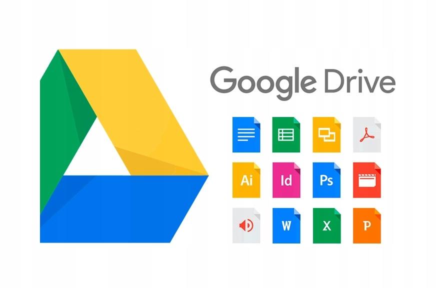 Dożywotnio Dysk Google Drive NAJBEZPIECZNIEJ!