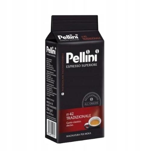 Pellini Espresso n'42 Tradizionale 250g mielona