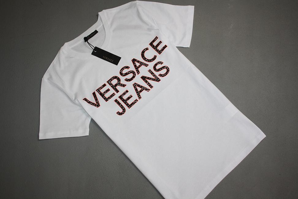 VERSACE JEANS / T-shirt Koszulka / MEN / Roz.M