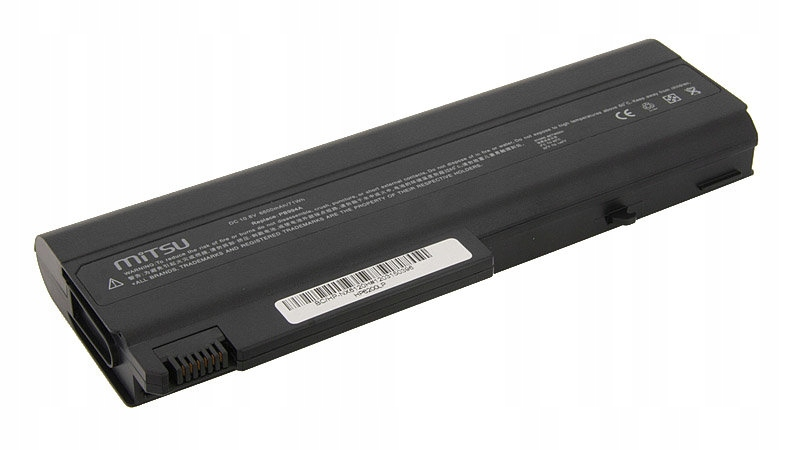 * Bateria 6600mAh do HP Business Notebook nx6325