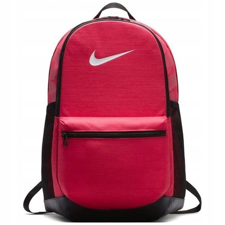 Plecak szkolny dla dziewczyn Nike różowy