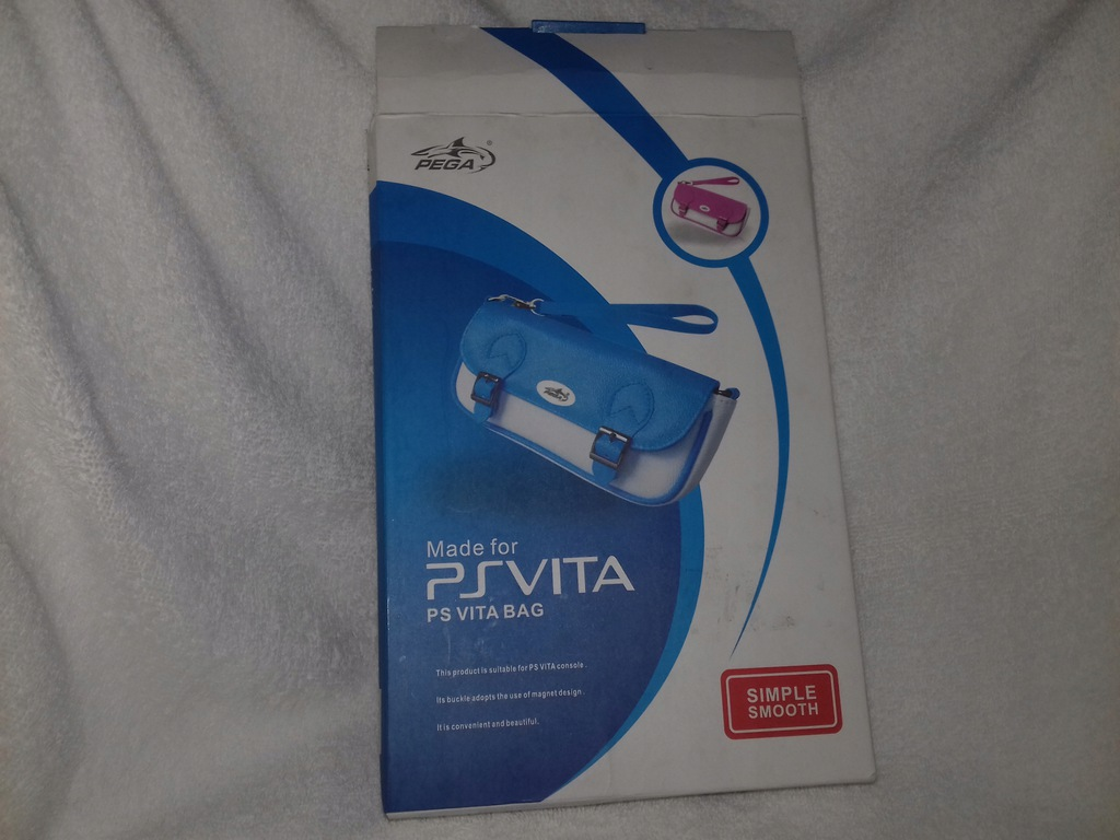 Pokrowiec Torebka na PS Vita Slim