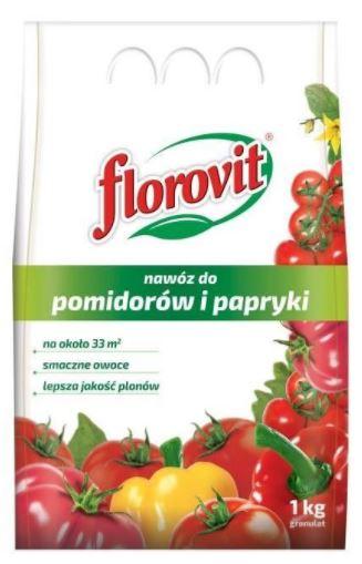 Florovit Nawoz Do Pomidorow I Papryki 1kg Pomidor 7154585673 Oficjalne Archiwum Allegro