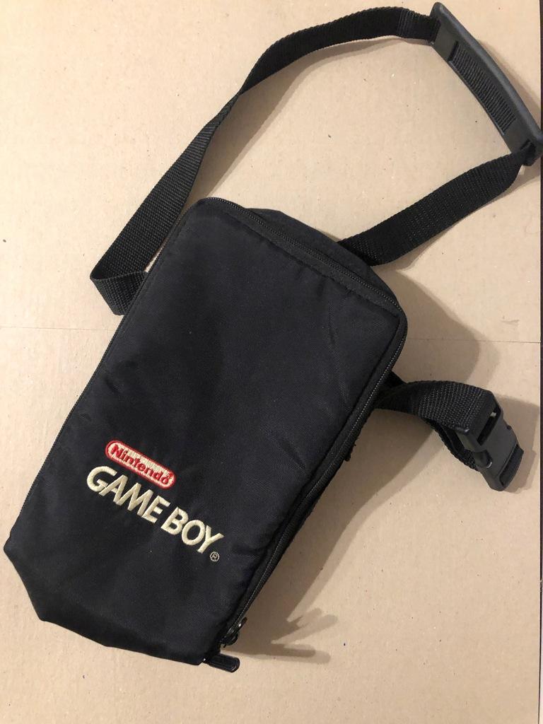 Oryginalny Pokrowiec Etui Game Boy Nintendo