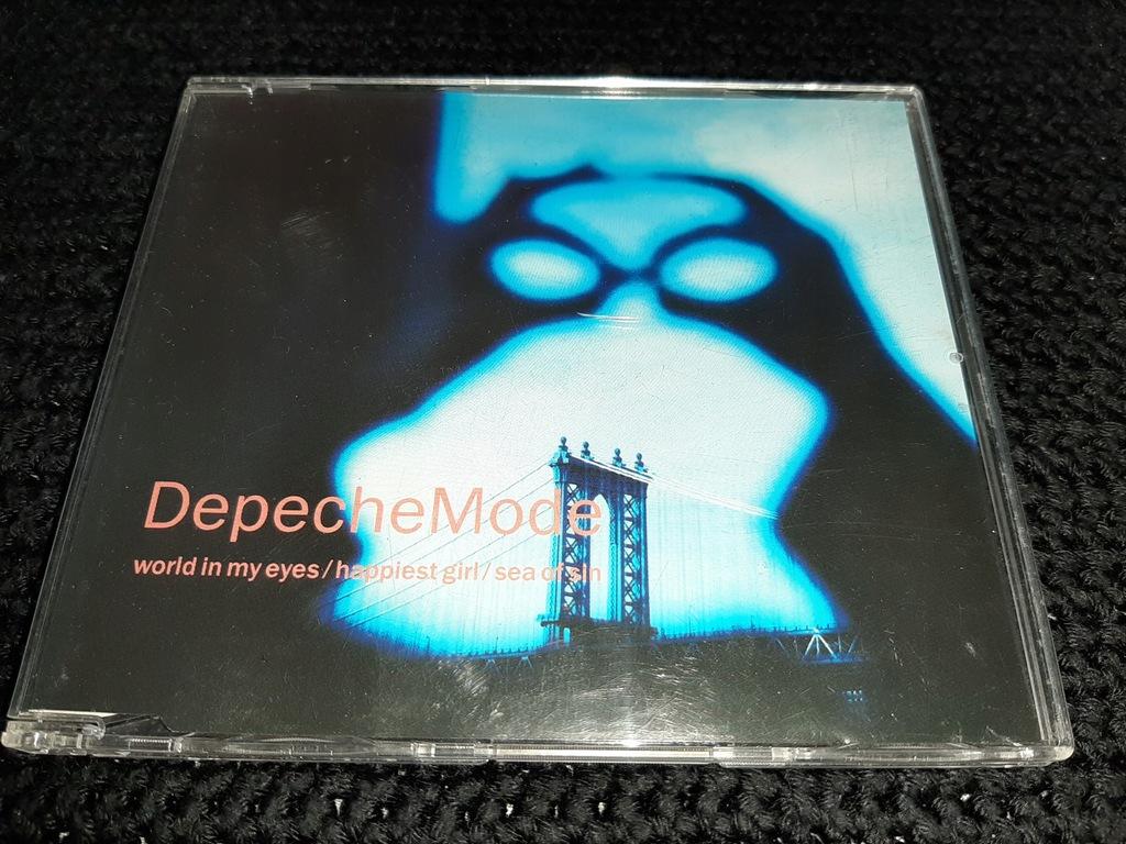Depeche Mode World In My Eyes 1990 CD