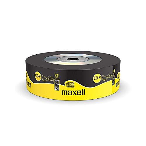 Płyty CD Maxell 624036 CD-R 80 XL 700 MB 25 sztuk