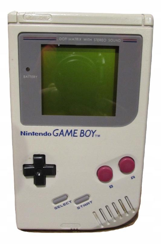 Konsola Nintendo Game Boy Classic ładna