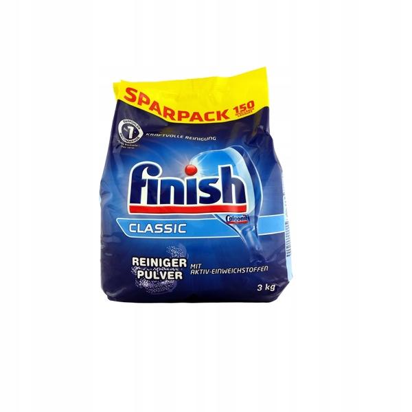 Finish Proszek do zmywarek 3kg