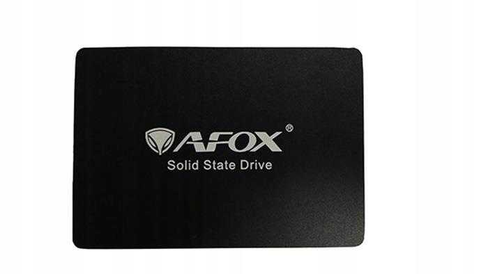 AFOX SSD 480GB INTEL QLC 560 MB/S SD250-480GQN