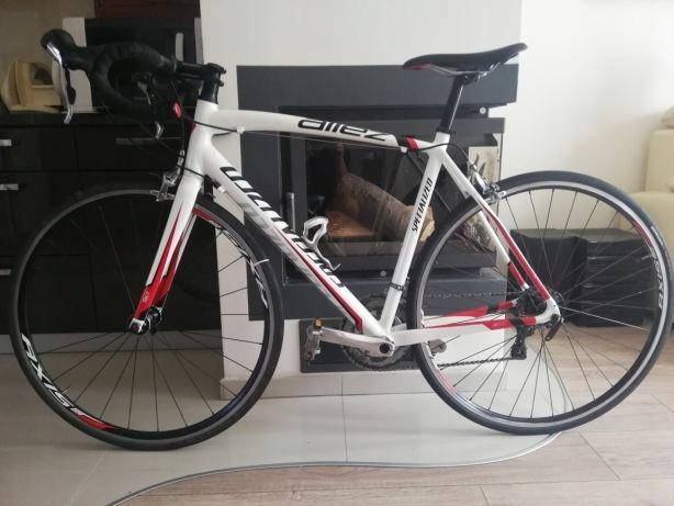 rower szosowy Specialized Allez Elite carbon tiagr