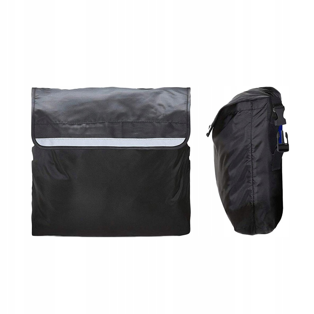1PC Wheelchair Hanging Bag Waterproof Nylon Stroll