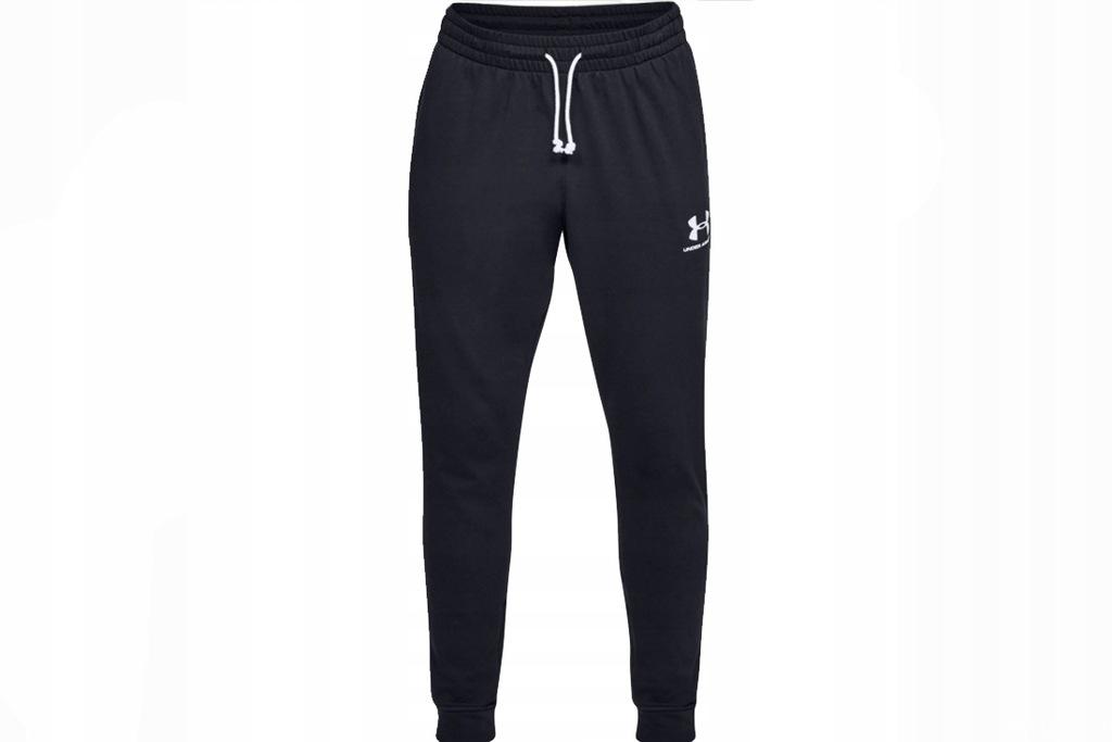 UNDER ARMOUR SPORTSTYLE TERRY (XL) Męskie Spodnie