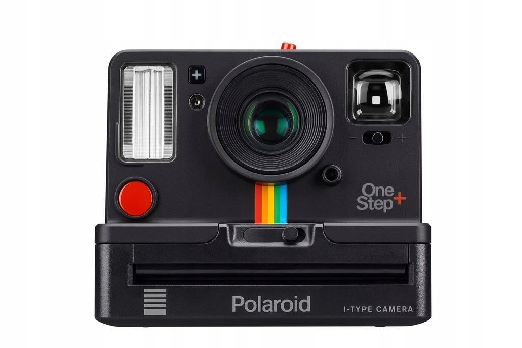 Aparat natychmiastowy Polaroid OneStep+ czarny