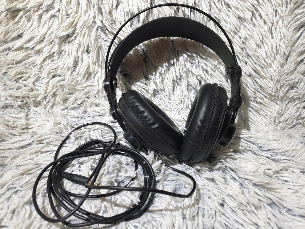 Nauszne słuchawki Superlux HD681B 32Ohm 10Hz-30kHz