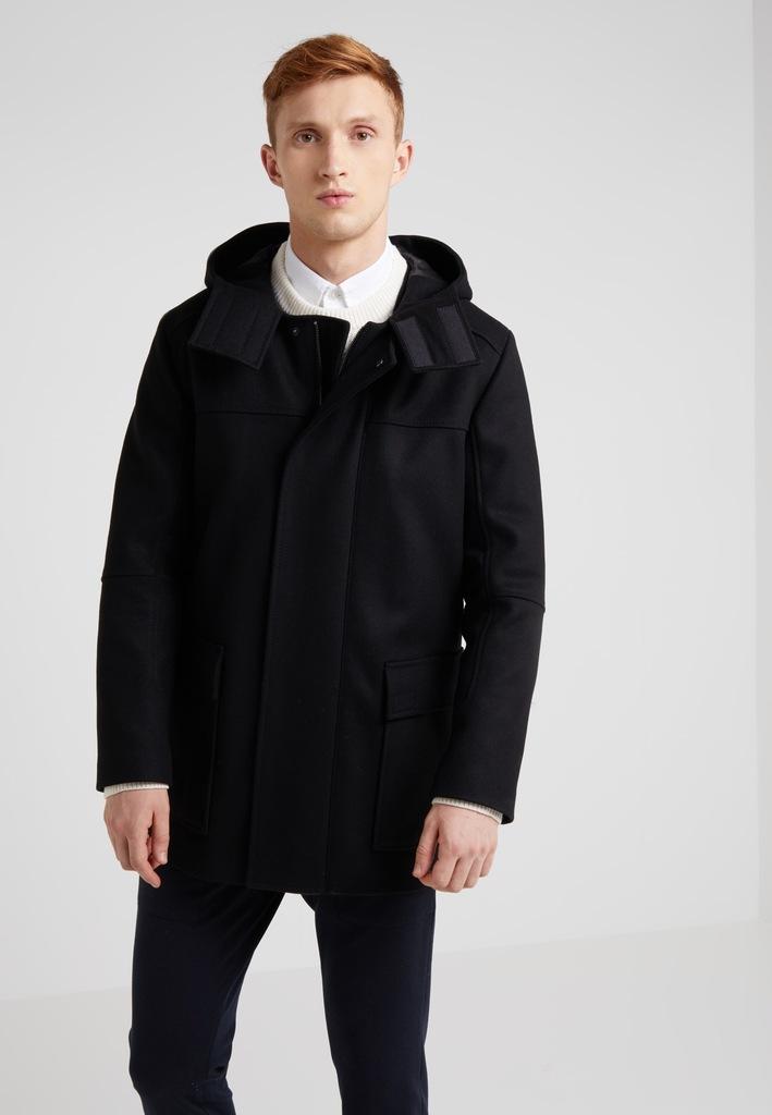 HUGO MALEN Hugo Boss krutki płaszcz, kurtka r.50