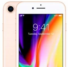 PERFEKCYJNY APPLE IPHONE 8 64GB LTE KOLORY A++