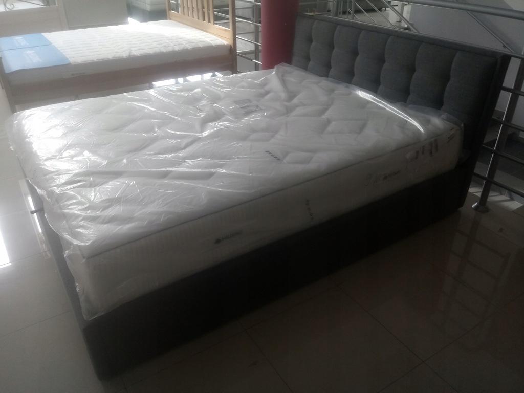 PADVA HALMAR 160 кровать + матрас Hilding