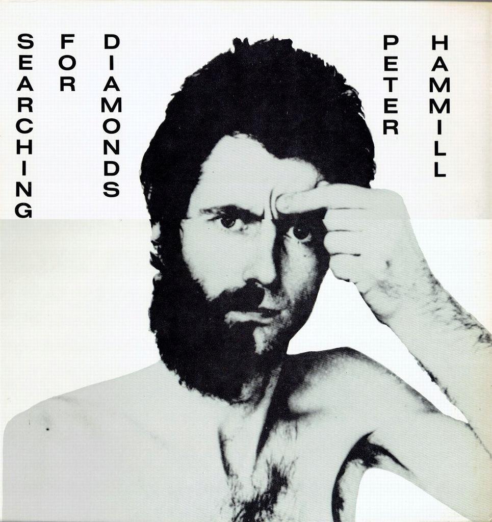 Peter Hammill - Searching For Diamond winyl