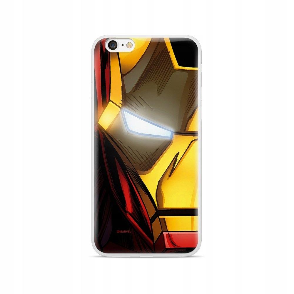 Futerał licencjonowany IPHONE XR ( 6,1 ) Iron Man