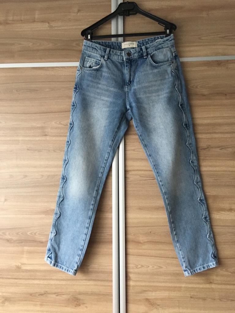 Spodnie jeansy boyfriend RESERVED r. 38 (M)