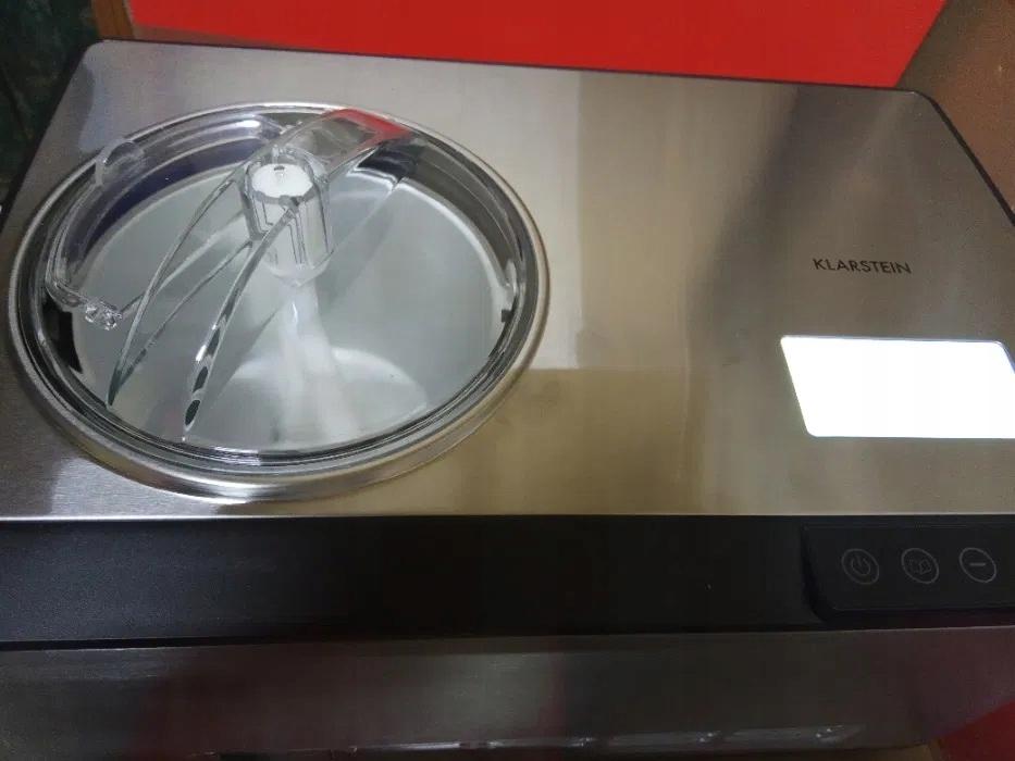 Klarstein Dolce Bacio maszynka do robienia lodów