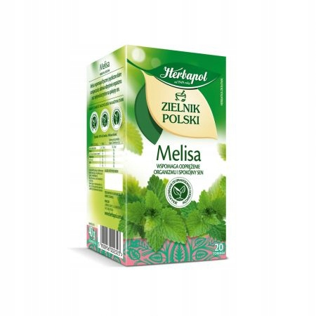 Skomponuj Prezent Sklep Herbata ziołowa Melisa
