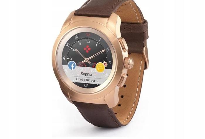 Smartwatch Mykronoz ZeTime Premium Regular złoty