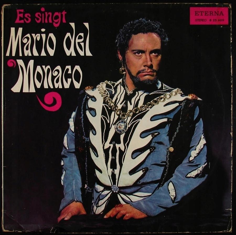 MARIO DEL MONACO - Es Singt